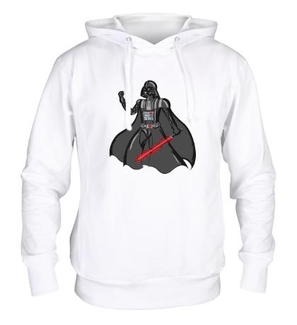 Толстовка с капюшоном Darth Vader: Red Laser
