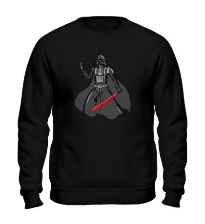 Свитшот Darth Vader: Red Laser