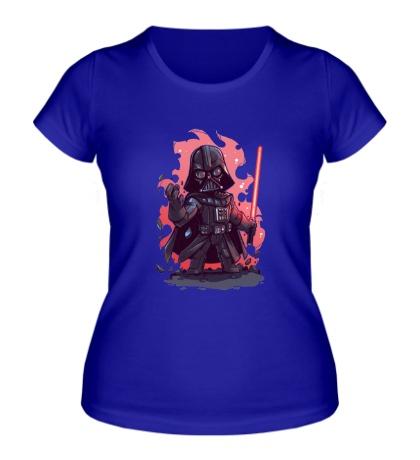 Женская футболка Marah Darth Vader