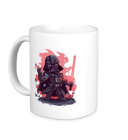 Керамическая кружка Marah Darth Vader