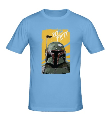 Мужская футболка Boba Fett