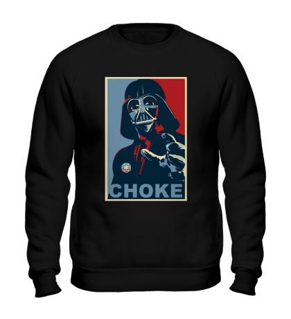 Свитшот Darth Vader: Choke Art