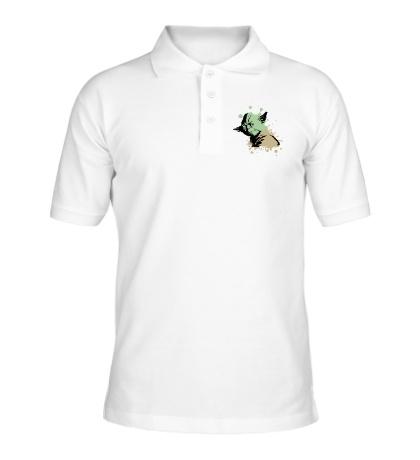 Рубашка поло Yoda Stain