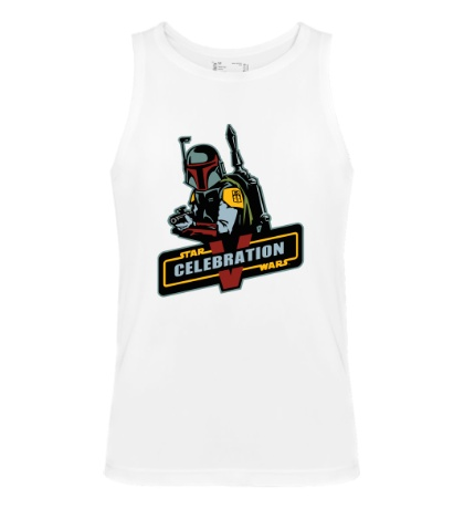 Мужская майка Star Wars: Celebration