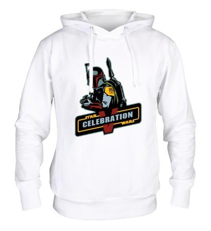 Толстовка с капюшоном Star Wars: Celebration