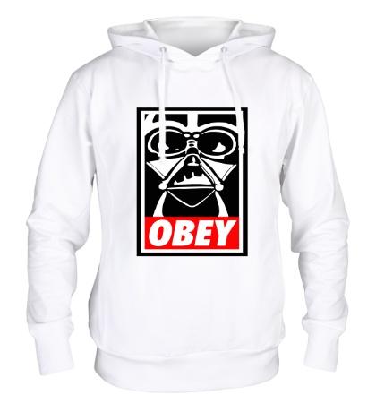 Толстовка с капюшоном Darth Vader: Obey Art
