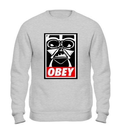 Свитшот Darth Vader: Obey Art