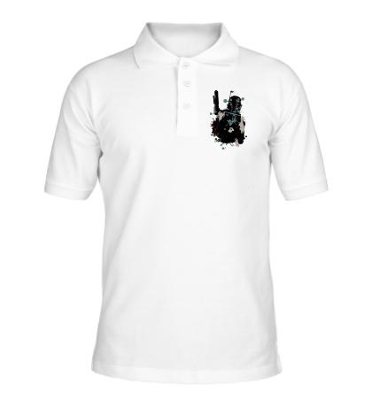 Рубашка поло Boba Fett Stain