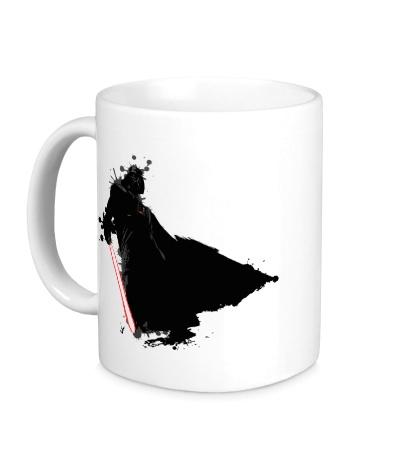 Керамическая кружка Darth Vader Stain