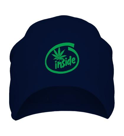 Шапка Marijuana Inside