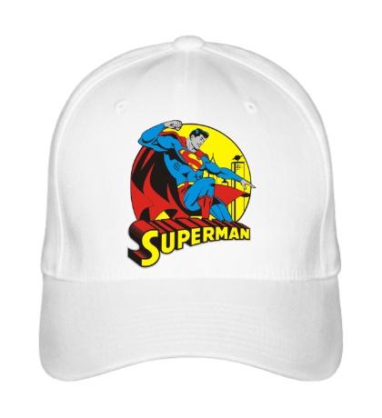 Бейсболка Faster Superman