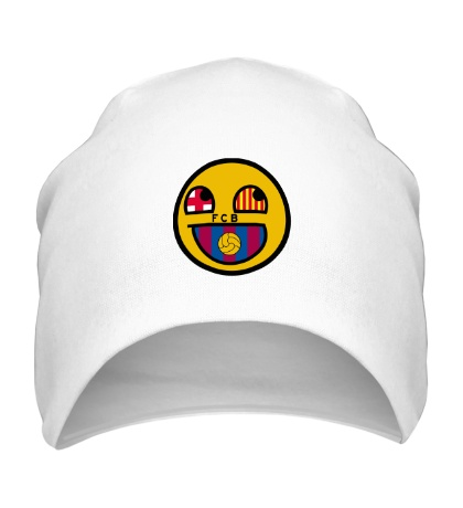 Шапка FC Barcelona: Smile