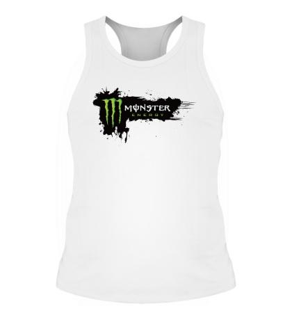 Мужская борцовка Monster Energy Grunge
