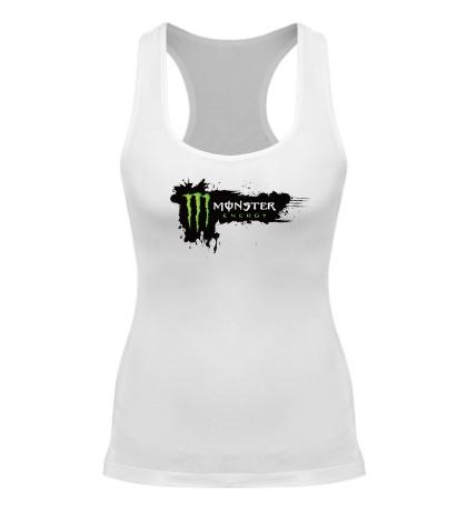 Женская борцовка Monster Energy Grunge