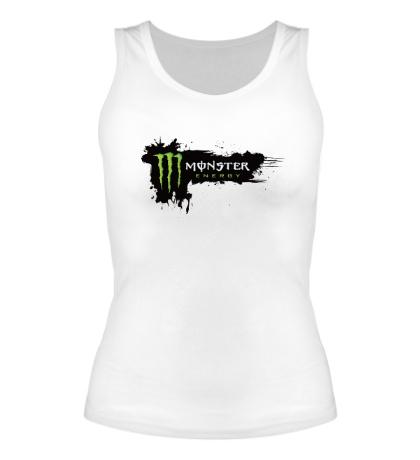 Женская майка Monster Energy Grunge