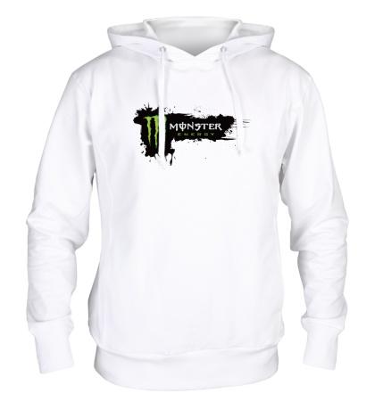 Толстовка с капюшоном Monster Energy Grunge
