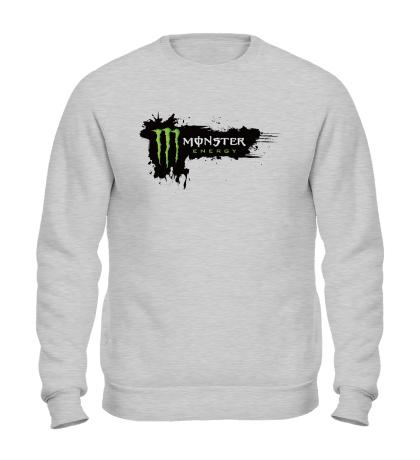 Свитшот Monster Energy Grunge
