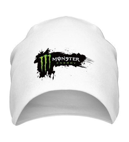 Шапка Monster Energy Grunge