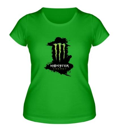 Женская футболка Grunge Energy