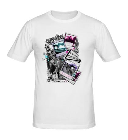 Мужская футболка Skate City Polaroid