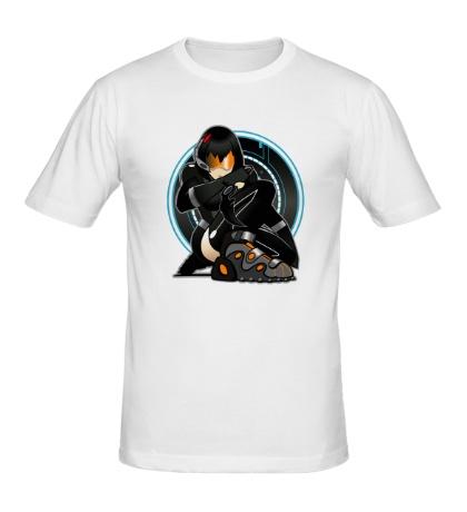 Мужская футболка The Major