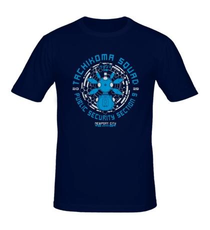 Мужская футболка Отряд Тактиком