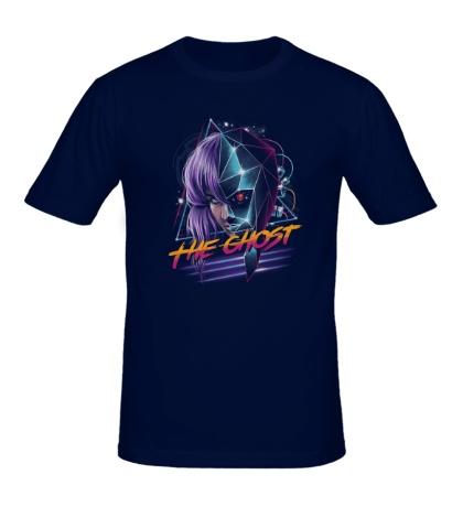 Мужская футболка Cyber Ghost