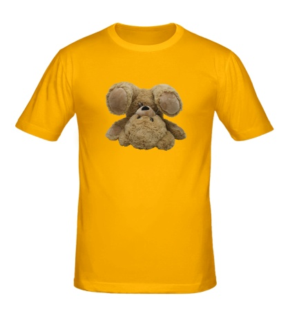 Мужская футболка Маленький Тедди