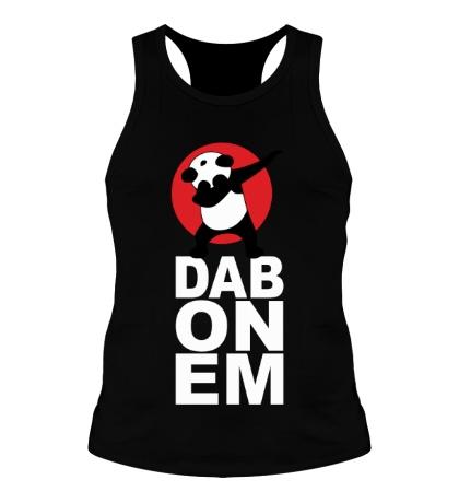 Мужская борцовка Panda: DAB ON EM
