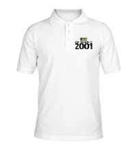 Рубашка поло На земле с 2001