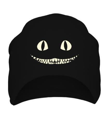 Шапка Чеширский кот свет