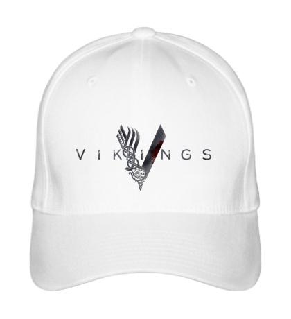 Бейсболка Vikings Logo