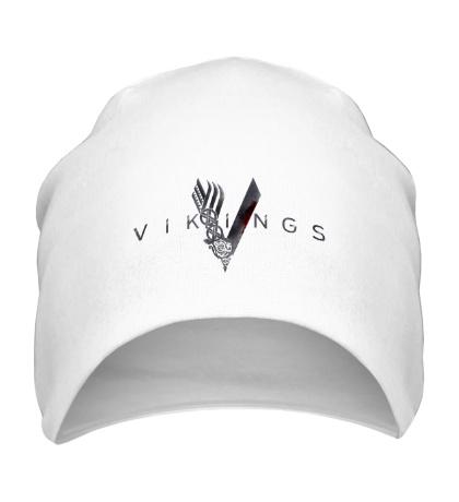 Шапка Vikings Logo