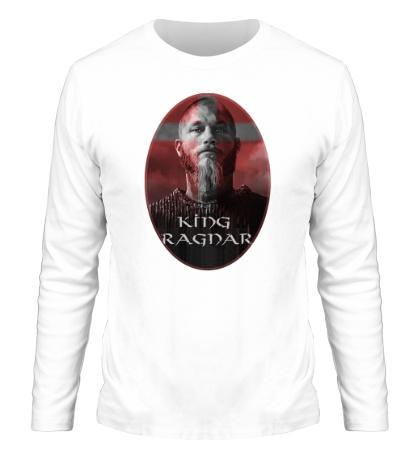 Мужской лонгслив King Ragnar