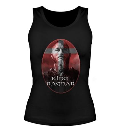 Женская майка King Ragnar