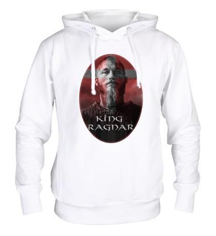Толстовка с капюшоном King Ragnar