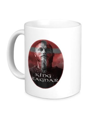 Керамическая кружка King Ragnar
