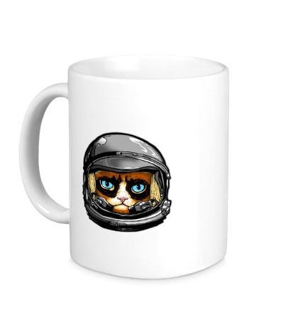 Керамическая кружка Grumpy Astronaut, Not!