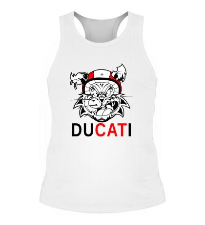 Мужская борцовка Du-CAT-i