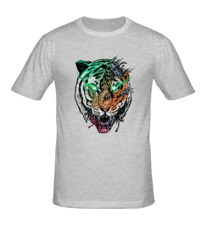 Мужская футболка Tiger, Killer Machine