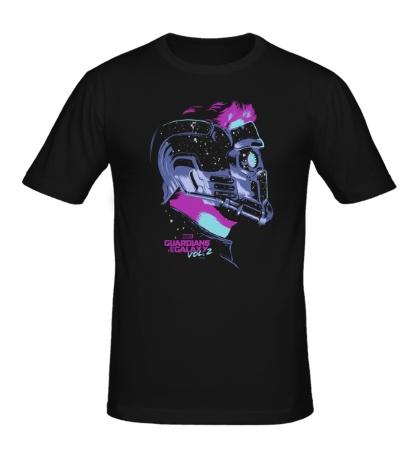 Мужская футболка Star Lord