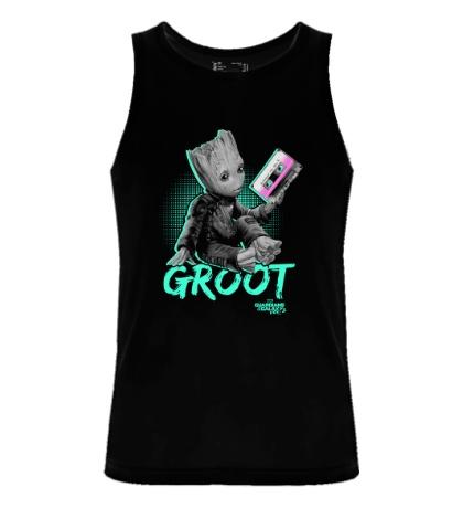 Мужская майка Mixtape Groot