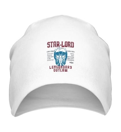 Шапка Звёздный лорд