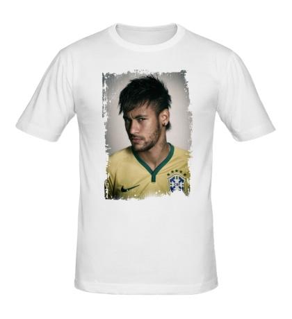 Мужская футболка Неймар да Силва