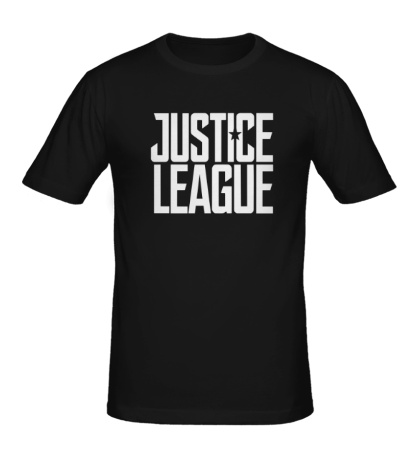 Мужская футболка Justice League