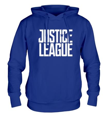 Толстовка с капюшоном Justice League