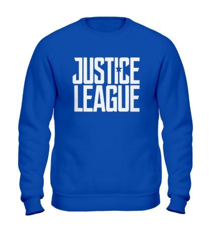 Свитшот Justice League