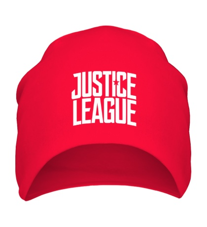 Шапка Justice League