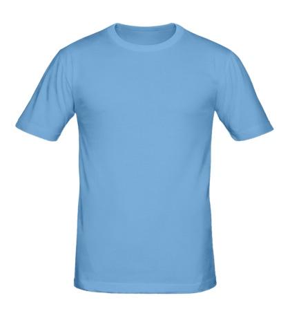 Мужская футболка Супер котэ