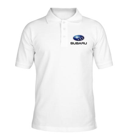 Рубашка поло Subaru Mark